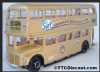 EFE 25514C Long AEC Routemaster RML - London Central (Gold - Route 12) Surf Adverts - PRE OWNED